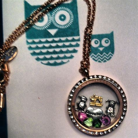 Origami Owl Large Locket - pin by werre on werre independent designer