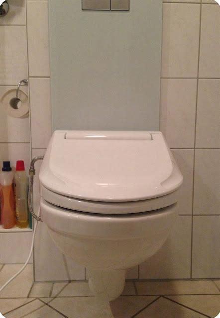 Bidet Verstecken by Waschen Statt Wischen Mein Neues Dusch Wc