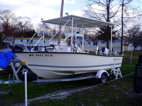 Boat Awnings by Build A Pvc Boat Canopy