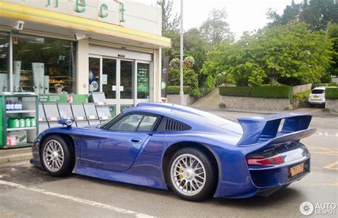 porsche 911 gt1 straãÿenversion porsche 996 gt1 9 july 2016 autogespot