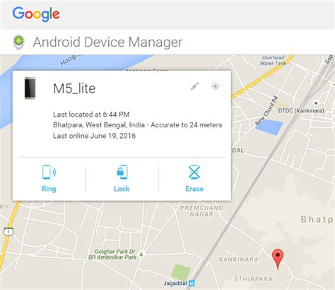 Android Device Manager by How To Track And Find Lost Android Phone Tablet