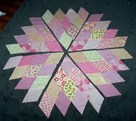 tutorial design patterns sewn diamond quilt a tutorial