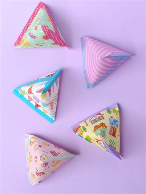 Origami Wrap - omiyage blogs wrapping with origami