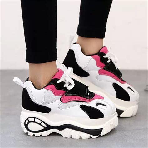 shoes 2016 summer platforms shoes retro