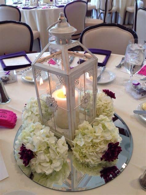 Lantern bridal shower centerpiece   Bridal shower in 2019