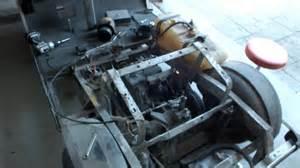 club car gx420 engine swap teardown youtube