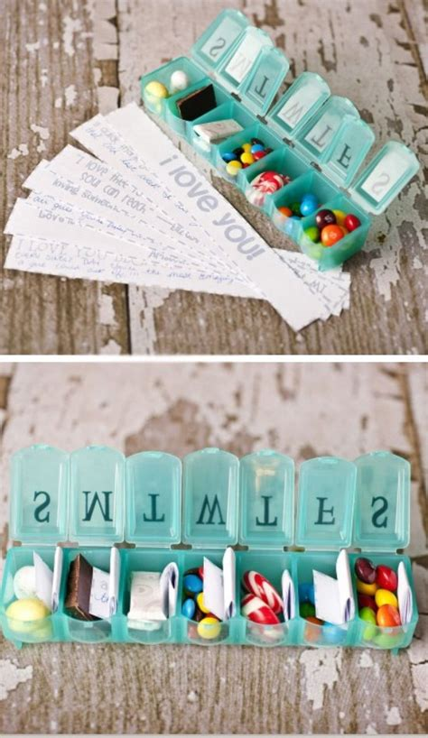 seven days of valentines 55 diy gifts for him