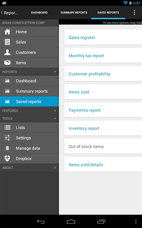 mobilebiz lite invoice app android apps on google play