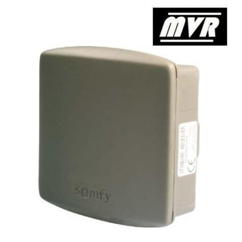 Portail Garage Standard by Recepteur Somfy Rts Standard Ext 233 Rieur 24v Portail Porte