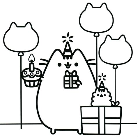 printable coloring pages pusheen pusheen coloring book pusheen pusheen the cat pusheen
