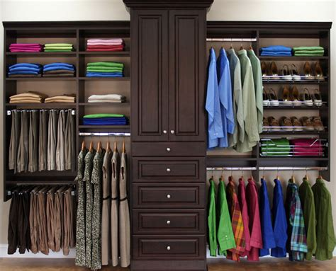 Closet Custom Design by Chicagoland Custom Closets Reach Walk In