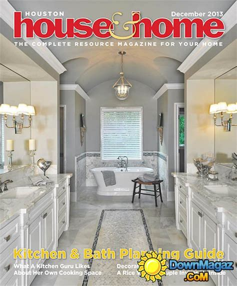 houston home design magazine houston house home december 2013 187 download pdf