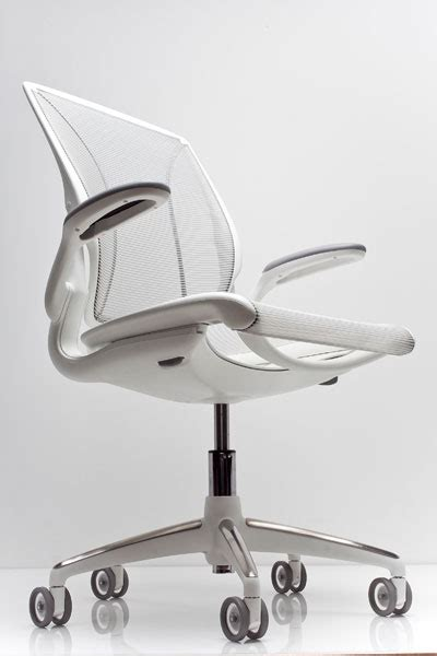 Different World Chair by Humanscale Diffrient World Ceoffice Design