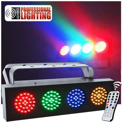 led lighting professional ltd dj led bank rgba adkins professional lighting led bank