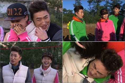 so ji sub running man guest gagman jang dong min gets paired with song ji hyo on