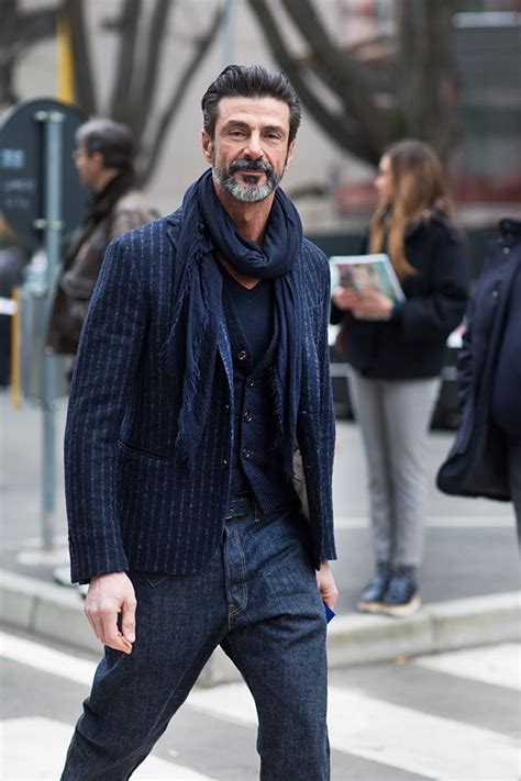Absolutely Delightful Mens Style Blogs by On The Via Bergognone Milan The Sartorialist