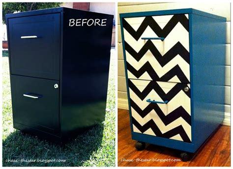 Metal Filing Cabinet Makeover Metal File Cabinet Makeover Diy Inspired