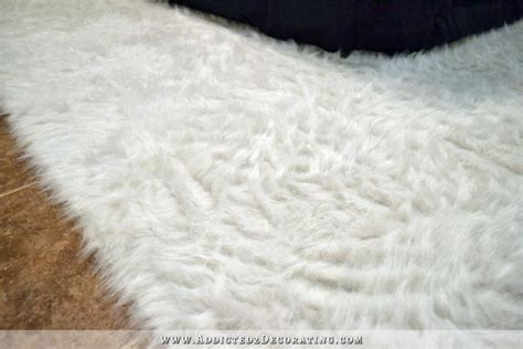Cheap Flokati Rugs by Best 25 Faux Fur Rug Ideas On