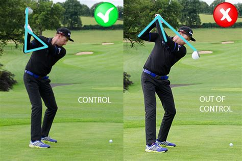 left handed driver swing tips 3 technical faults in using irons unigolf