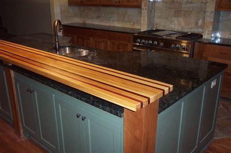 Bar Counter Materials Pecan Purple Edge Grain Wood Bar Top Traditional
