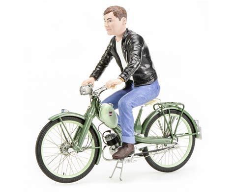 Motorrad Nsu Modelle by Nsu Quickly Mit Figur 1 10 Edition 1 10 Motorrad