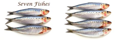 7 fishes on traditions and new gailmencini to