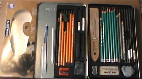 best tools for drawing best drawing pencils recommended for realistic drawings