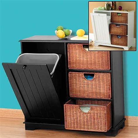 kitchen bin ideas 44 best primitive trash can storage images on woodworking trash bins and waste