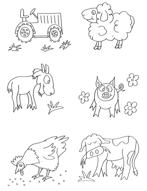 farm animal coloring pages spring baby chick page and kids