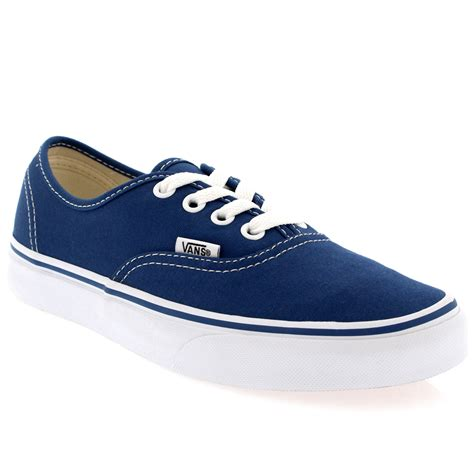 Sneakersneaker Wedgeswedgesheelskets 11 womens vans authentic canvas lace up sneakers casual plimsolls shoe us 5 11 5 ebay