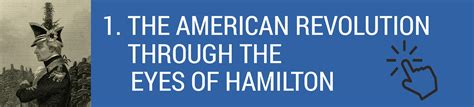 hamilton the graphic history of an american founding hamilton witness to the founding era the