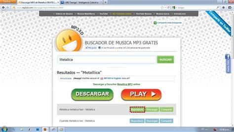 pagina para desgcaragr scribd una pagina para bajar musica muy buena taringa