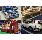 London Classic Car Show  Idade Media