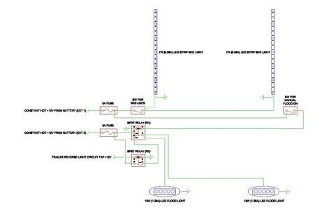 led light bar wiring diagram 28 images led light bar