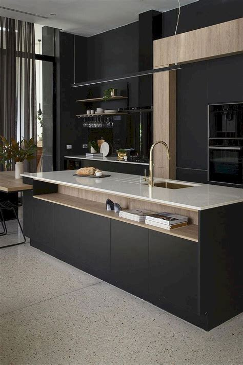 perfectly designed modern kitchen inspiration 89
