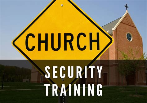 church volunteer training