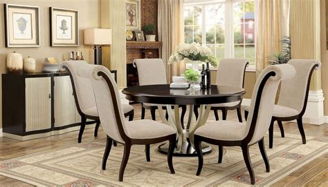 round dining room furniture ornette round dining room set casual dining sets