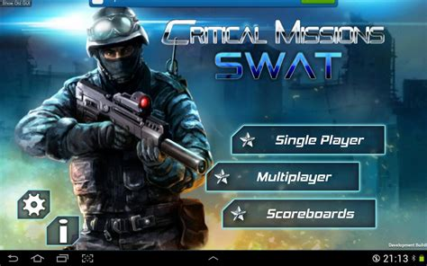 download game mod hd android free download quot critical missions swat v3 5 70 mod mod