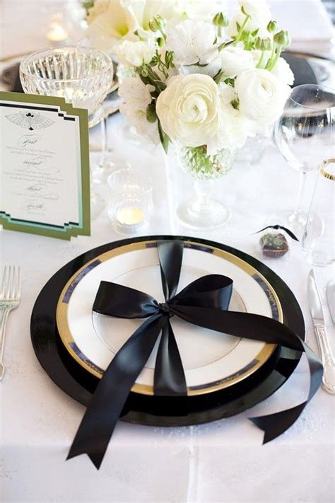 wedding themes black tie elegant black tie affairs are complete with the perfect