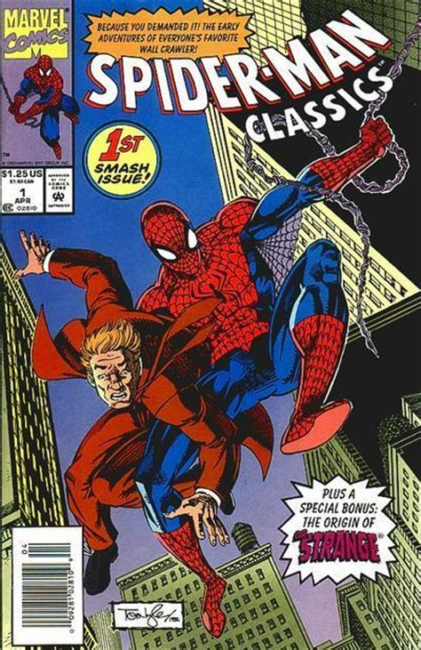marvel classics comics vol 1 1 marvel database fandom powered by wikia spider classics vol 1 1 marvel database fandom powered by wikia