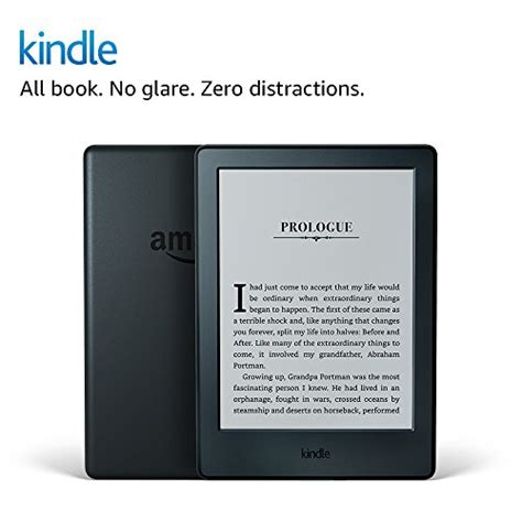 win a kindle glare free kindle e reader black 6 quot glare free touchscreen display