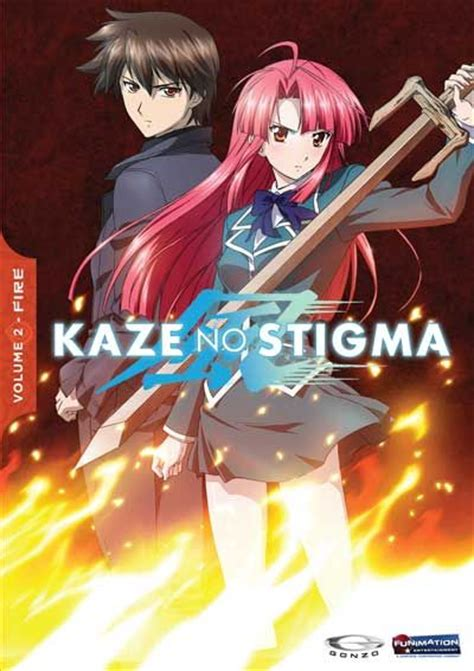 Anime This Season by Cres Reviews Anime Review Kaze No Stigma