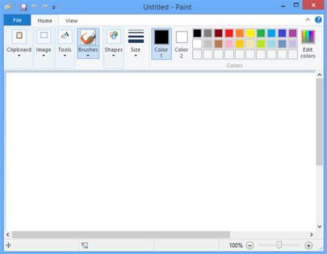 How To Open Paint In Windows 8 8 1 5 Ways