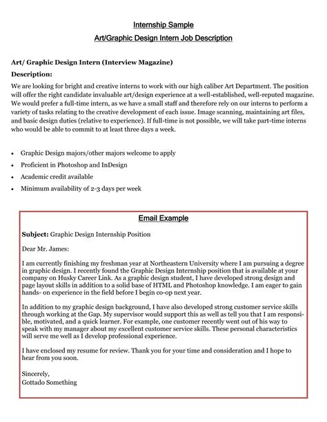 best cover letters for internships 16 best cover letter sles for internship