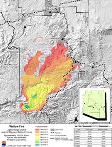 fires in arizona map apache sitgreaves national forest 171 earth