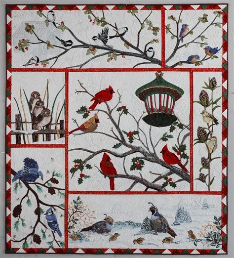 Quilt Patterns With Birds by Birds