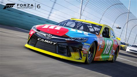 Nascar Toyota Forza Motorsport 6 Nascar Expansion Released Racedepartment