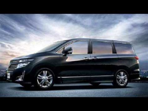 nissan minivan 2018 2018 nissan quest youtube