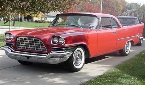 1957 Chrysler 300C Values   Hagerty Valuation Tool®