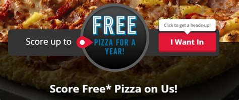 Dominos Giveaway On Quikly - domino s pizza giveaway free pizza for a year couponista queen coupons